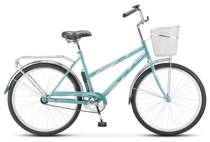 "Велосипед STELS Navigator 200 Lady 26"" Z010 (с корзиной)"
