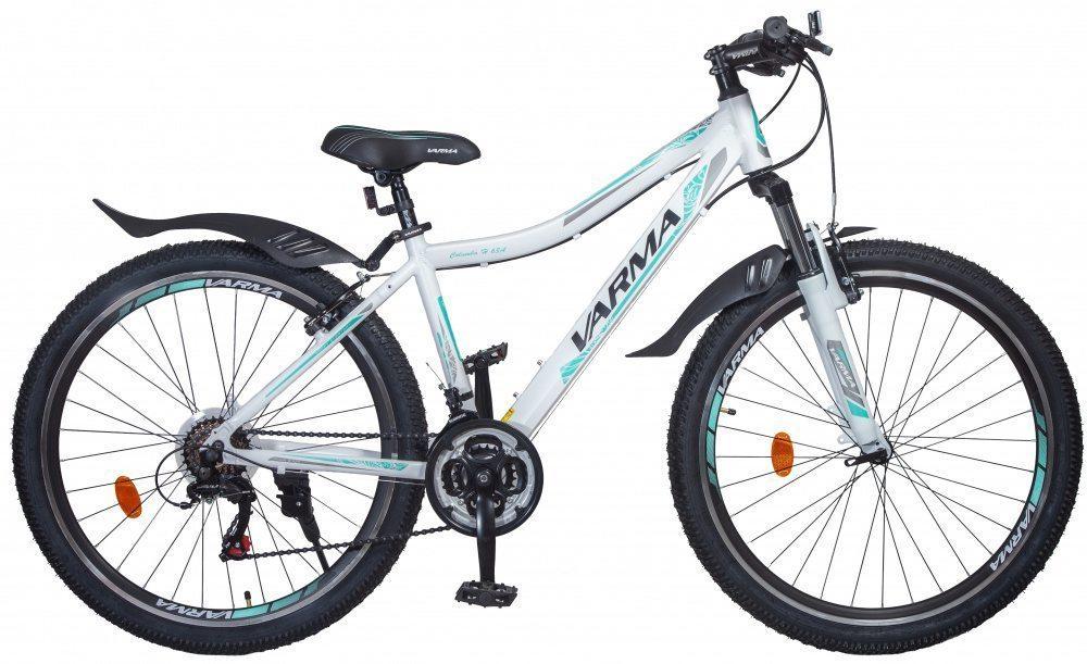 """Женский велосипед 26"""" VARMA Columba H63A 21 ск. ал."""