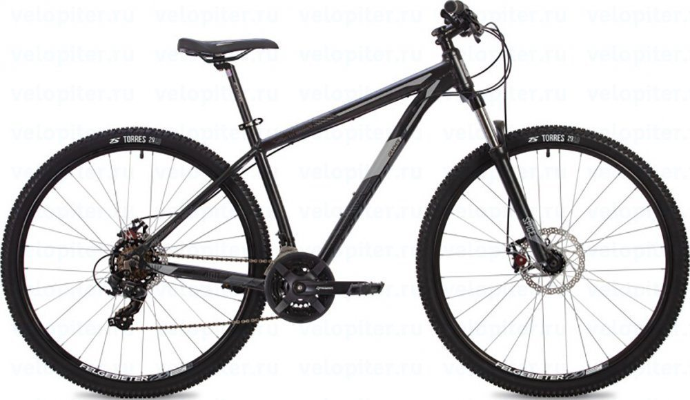 "Велосипед Stinger 27.5"" Graphite STD 2020"