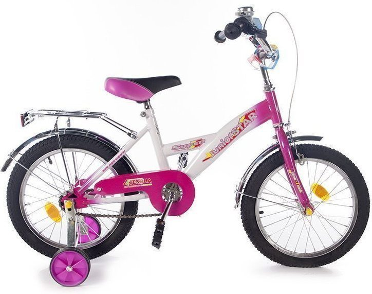 "Детский велосипед Junior Star HD-E06 16"""