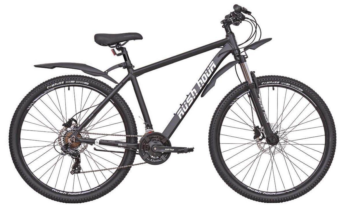 "Велосипед 29"" 21ск RUSH HOUR XS 930 HDISC AL"
