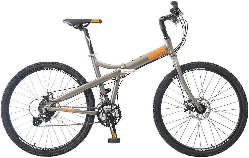 Складной велосипед Totem 26-325 (2014)