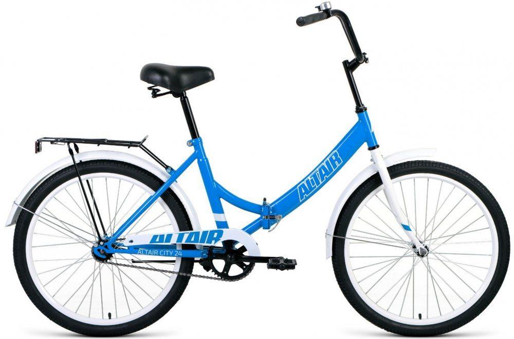 Складной велосипед ALTAIR  CITY  24 скл. (2019-2020)