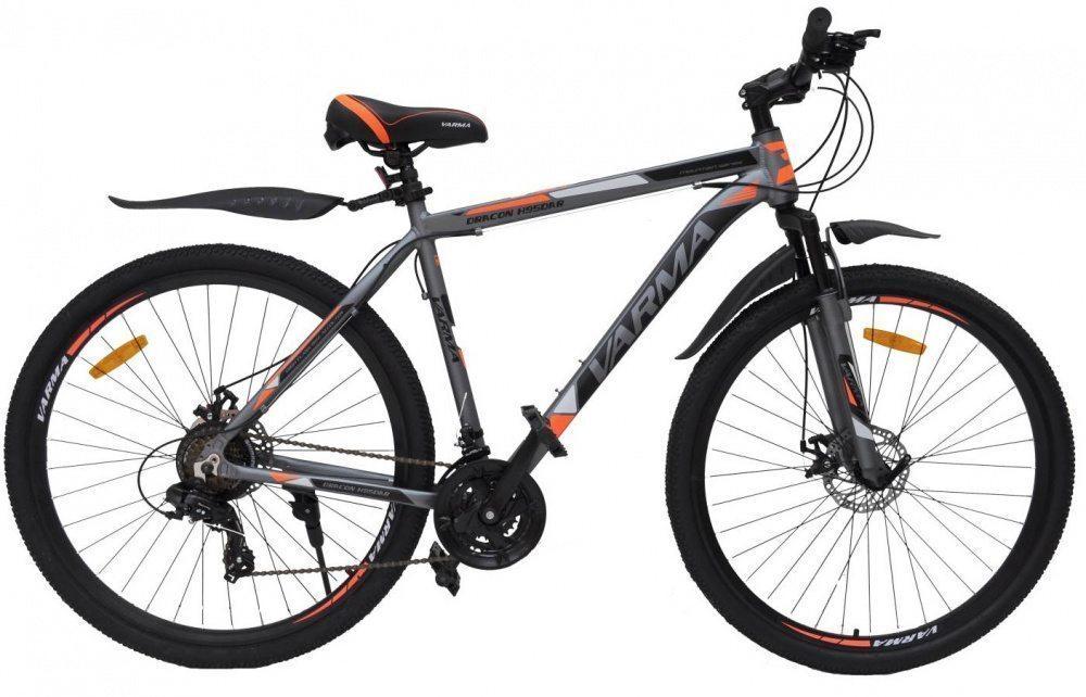 """Горный велосипед 29"""" VARMA DRACON H95DAR 21 ск. ал."""