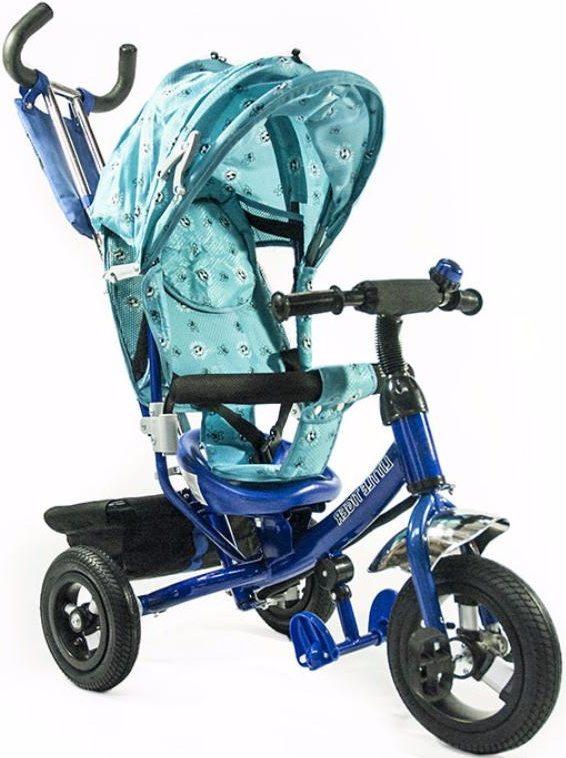 Трехколесный велосипед Little Tiger 950DS V2