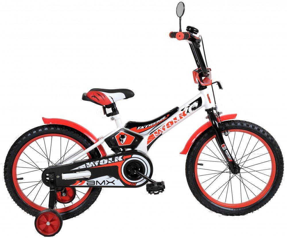 """Детский велосипед Varma 18"""" Wolk"""