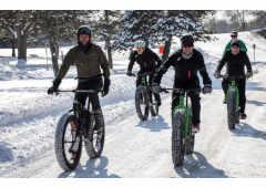 Велосипед — вид транспорта, который приносит радость.