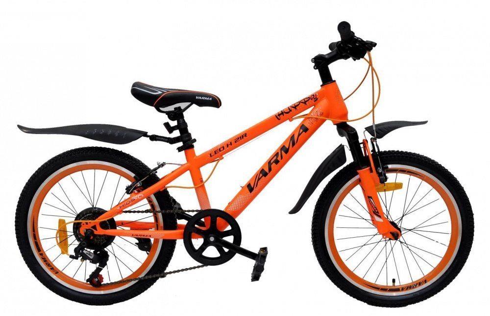 """Детский велосипед 20"""" VARMA LEO H21R 7 ск. ст."""