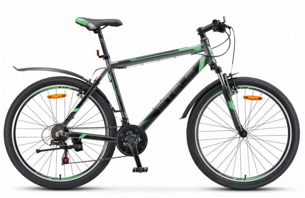 """Горный велосипед STELS Navigator 600 V 26"""" V020 (2020)"""