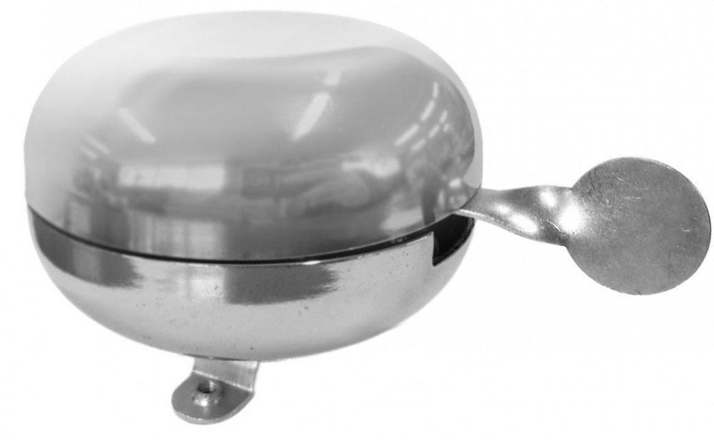 Звонок хром диаметр 78мм 3293035-39