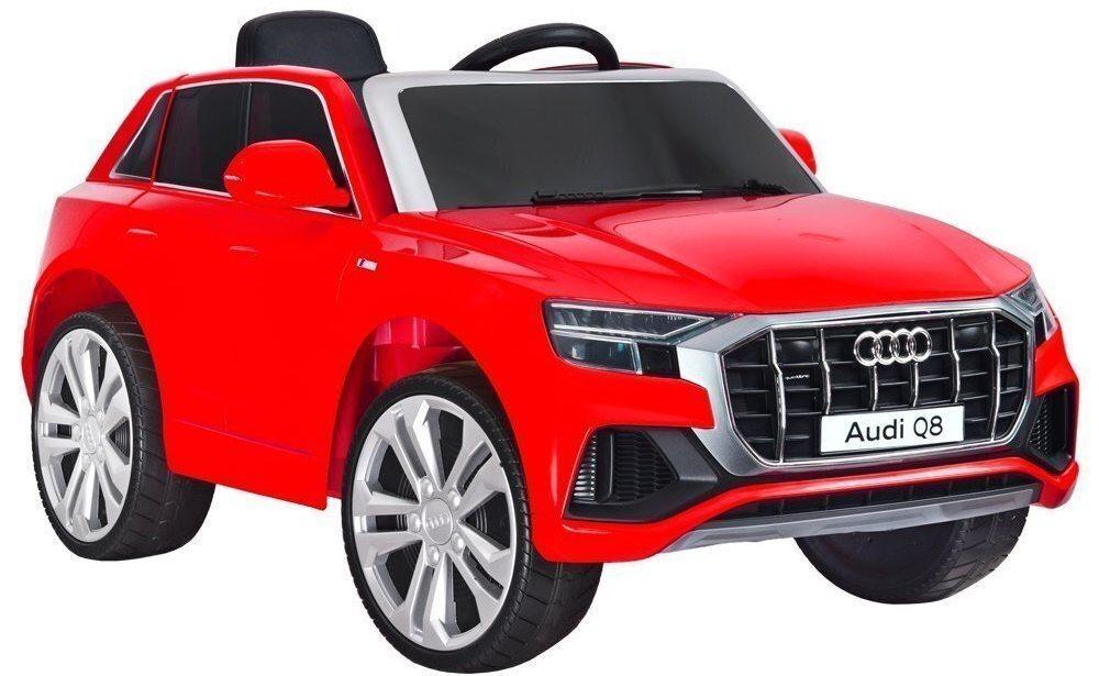 Детский электромобиль Джип Audi Q8
