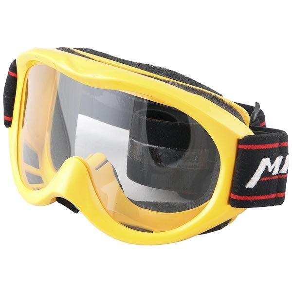 Очки кроссовые G980 MICHIRU желтые