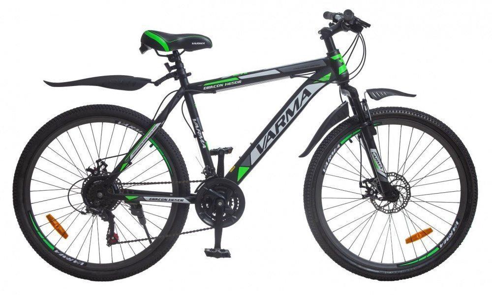 "Велосипед 26"" VARMA DRACON H65DR 21 ск. ст."