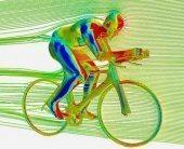 Аэродинамика велосипеда