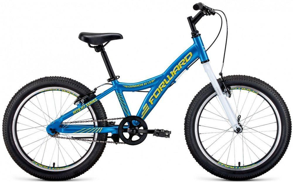 Детский велосипед Forward Comanche 20 1.0 (2019-2020)