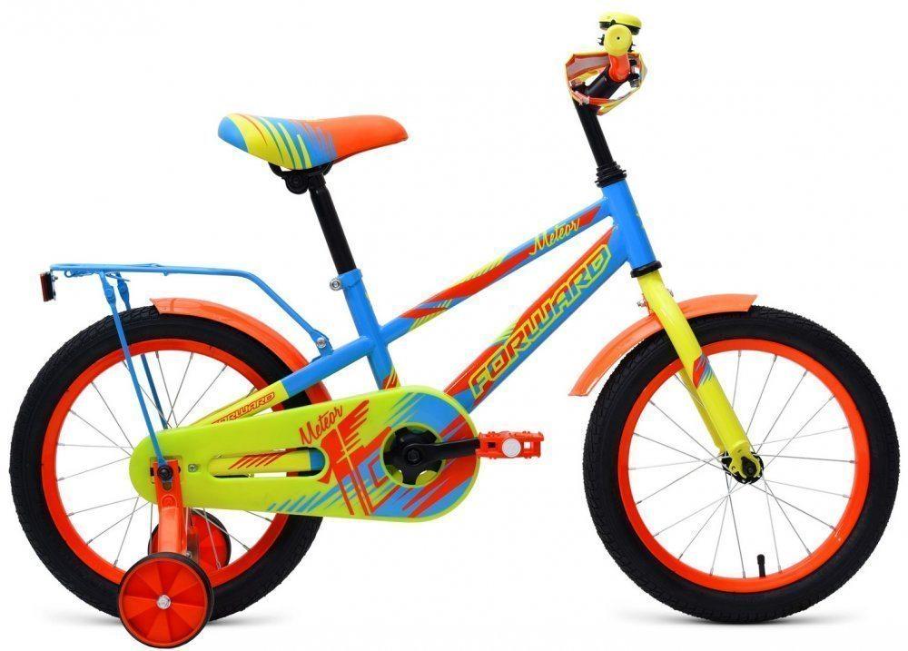 Детский велосипед Forward Meteor 16