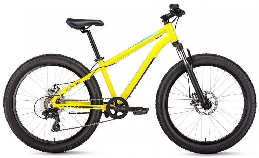 Подростковый велосипед Forward BIZON MINI 24 (2018-2019)