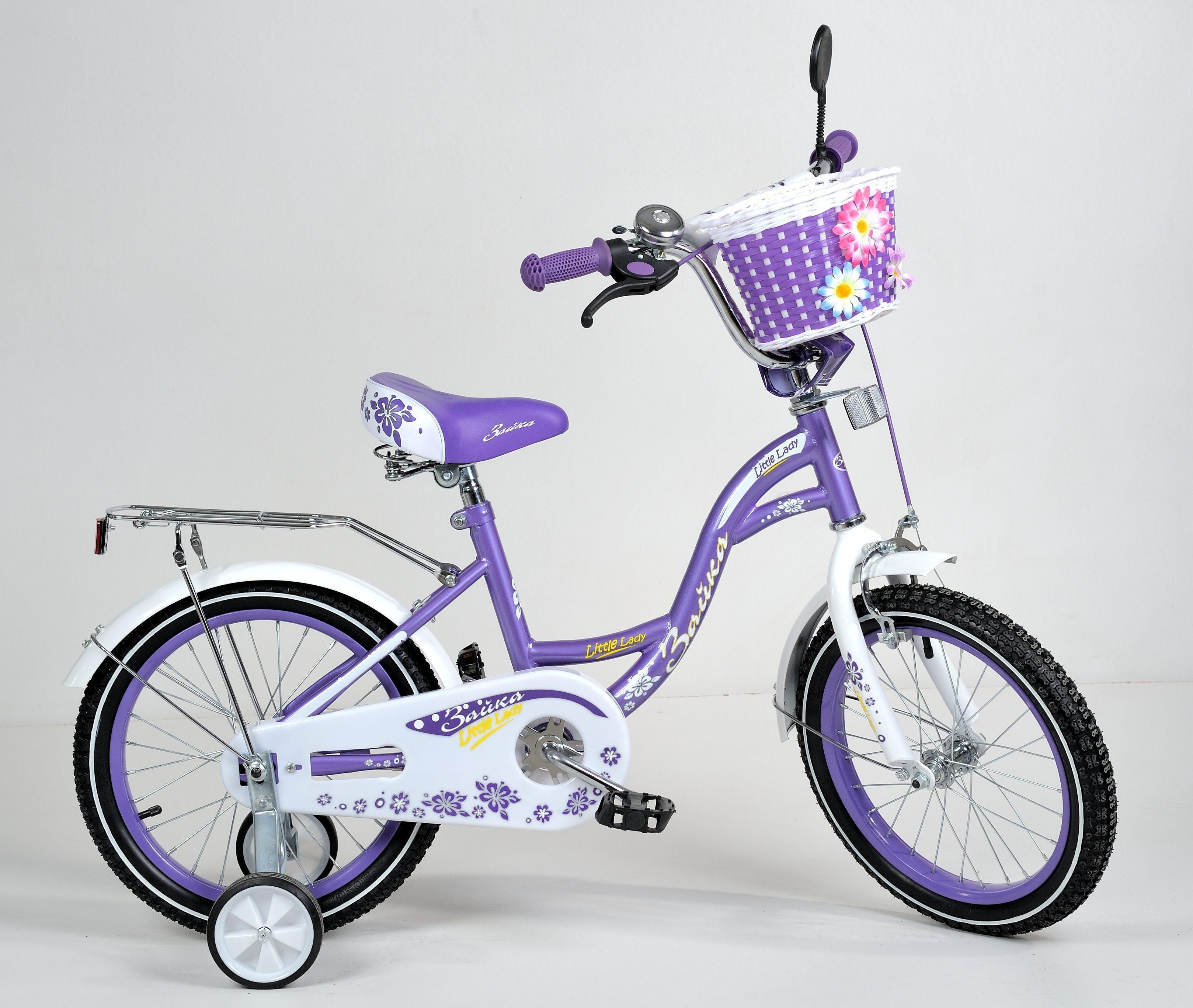 """Велосипед 14"""" ЗАЙКА 1405Z-1 2020"""