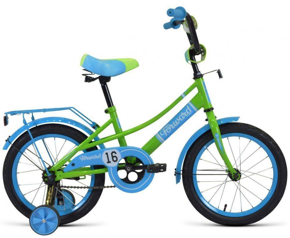 Детский велосипед Forward Azure 20 (2019-2020)