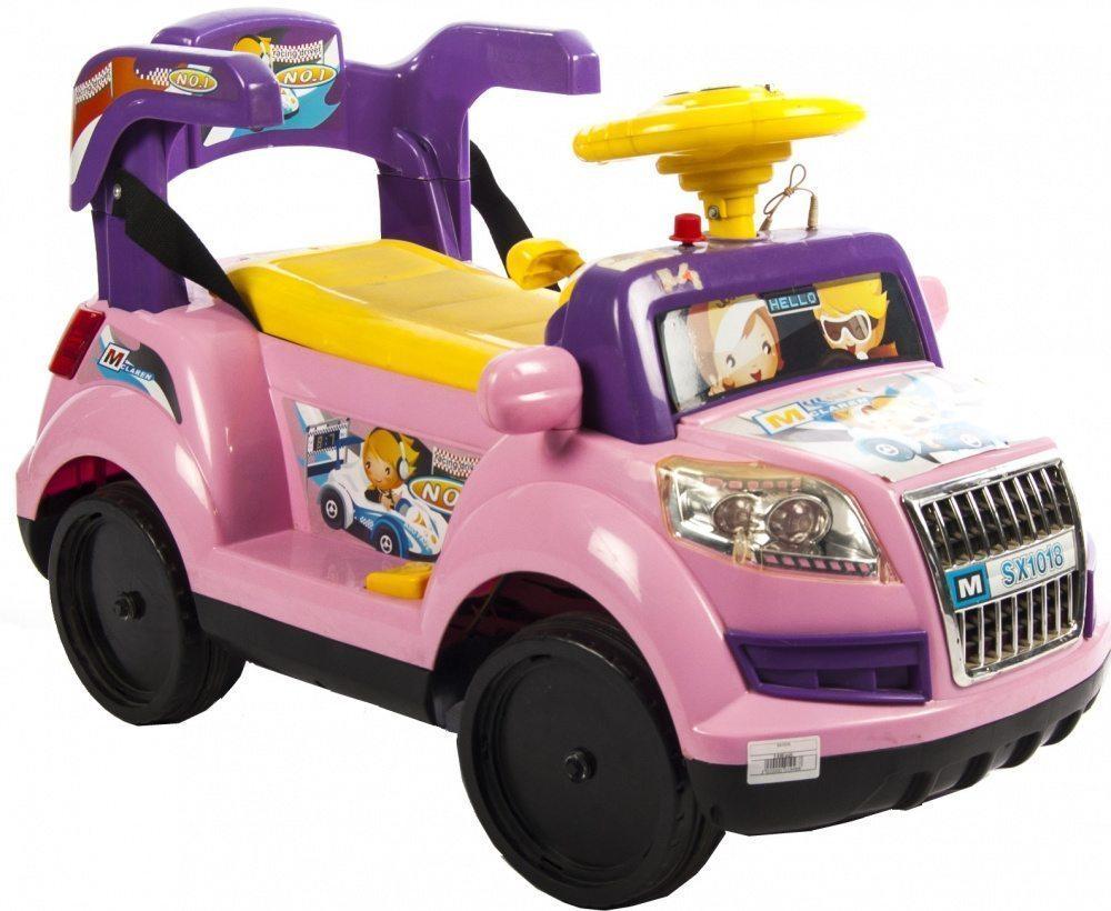 Детский электромобиль SX1018 на радиоуправлении