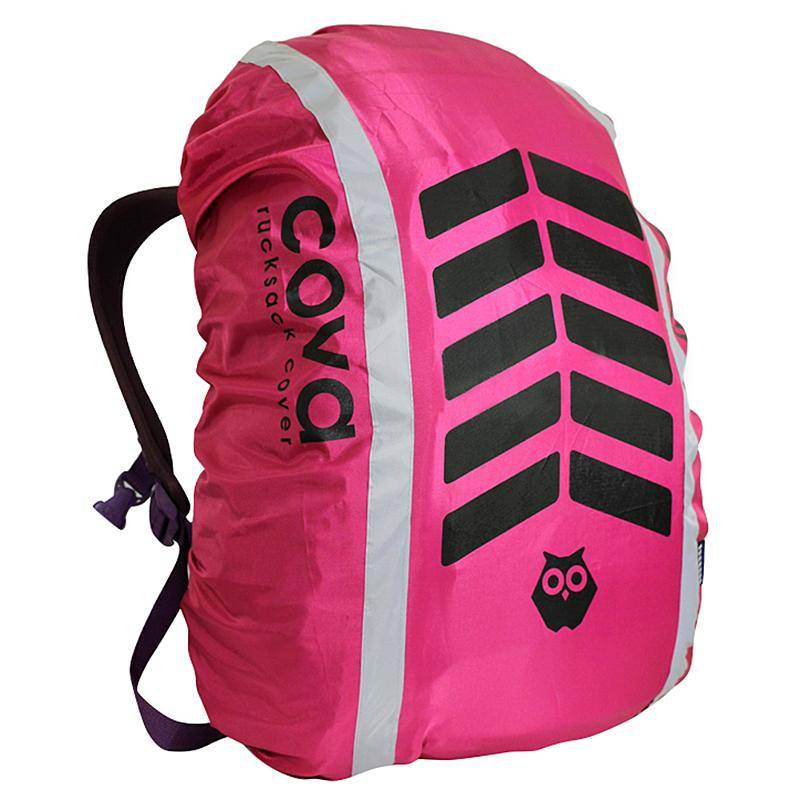 Чехол на рюкзак со световозвращающими лентами, объем 20-40 л СИГНАЛ