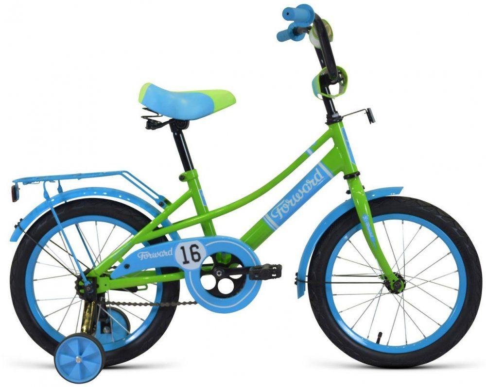 Детский велосипед Forward Azure 16 (2019-2020)